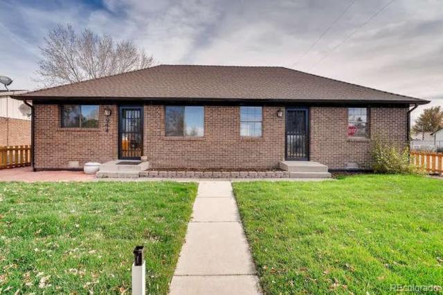 1944 Caroline Avenue, Fort Lupton, CO 80621 (#9249676) :: HomePopper