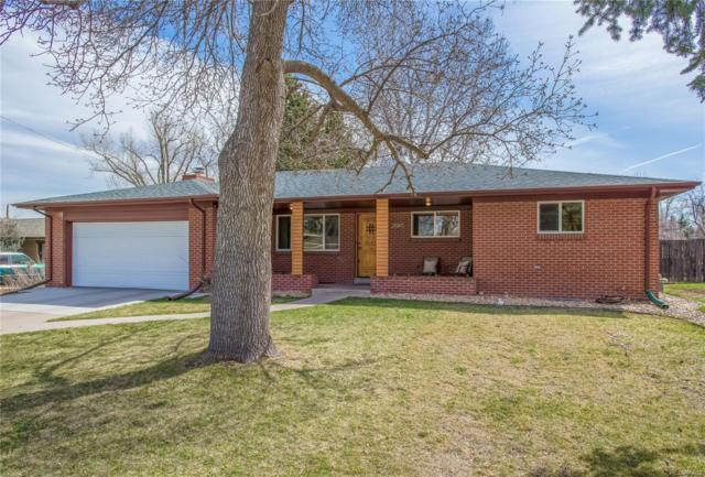 2540 Nelson Street, Lakewood, CO 80215 (#9249959) :: The Peak Properties Group