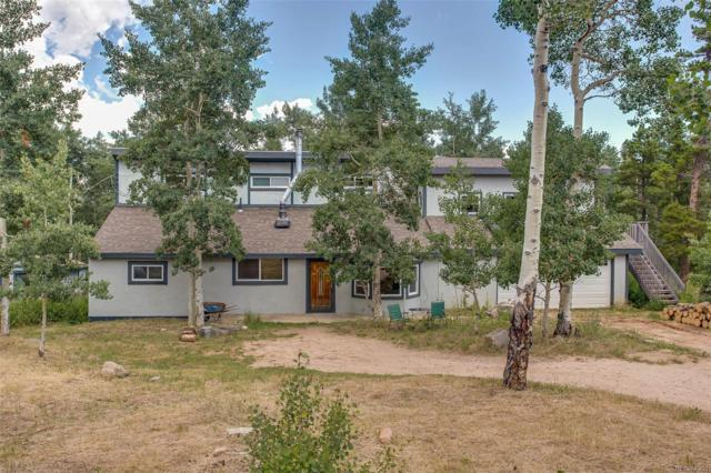 266 Aspen Drive, Golden, CO 80403 (MLS #9250003) :: 8z Real Estate