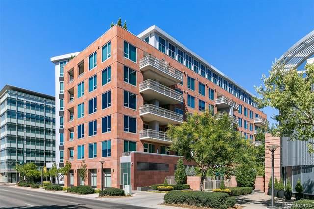 100 Detroit Street #302, Denver, CO 80206 (#9250042) :: Real Estate Professionals