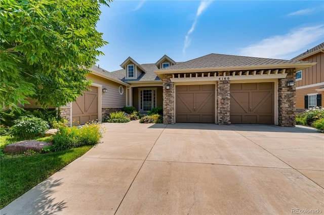 4160 W 105th Place, Westminster, CO 80031 (#9250575) :: Finch & Gable Real Estate Co.