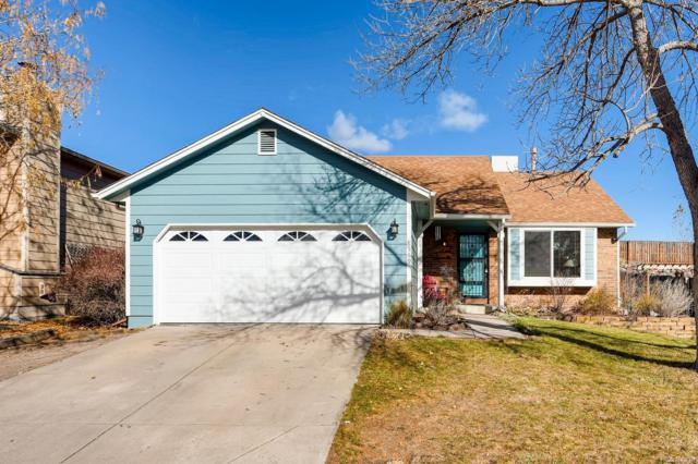 8569 S Dudley Street, Littleton, CO 80128 (#9250820) :: Bring Home Denver