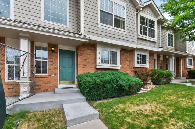 18153 E Alabama Place B, Aurora, CO 80017 (MLS #9250995) :: 8z Real Estate