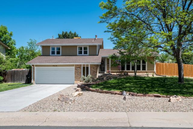 960 Daphne Street, Broomfield, CO 80020 (#9251096) :: The Pete Cook Home Group