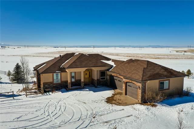 21525 Elk Meadows Circle, Elbert, CO 80106 (MLS #9251218) :: 8z Real Estate