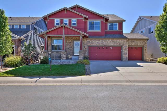 15906 W 60th Circle, Golden, CO 80403 (#9251739) :: The Peak Properties Group