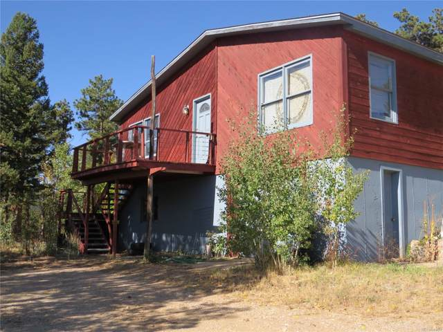 50 Navajo Trail, Nederland, CO 80466 (MLS #9251839) :: 8z Real Estate