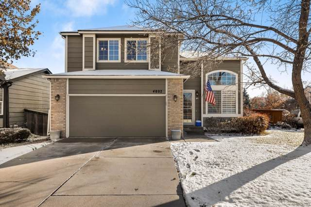 4802 Collinsville Place, Highlands Ranch, CO 80130 (MLS #9252008) :: Bliss Realty Group