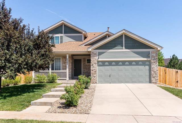 2592 S Dunkirk Court, Aurora, CO 80013 (#9252485) :: 5281 Exclusive Homes Realty