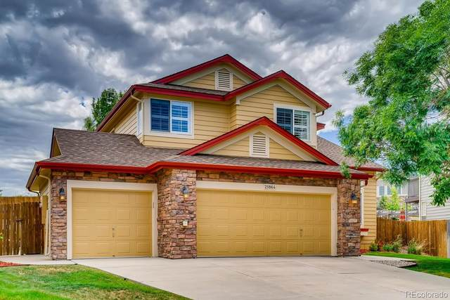 21864 Unbridled Avenue, Parker, CO 80138 (#9252594) :: Bring Home Denver with Keller Williams Downtown Realty LLC
