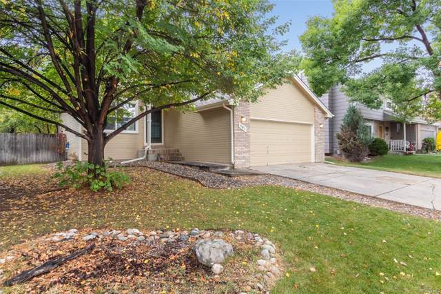 701 Marigold Lane, Fort Collins, CO 80526 (#9252608) :: The Peak Properties Group