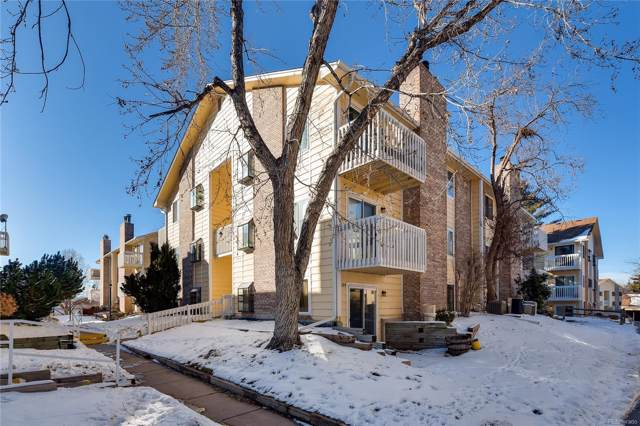 12514 E Cornell Avenue #104, Aurora, CO 80014 (#9252760) :: The HomeSmiths Team - Keller Williams