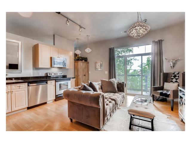 5677 S Park Place Avenue 104D, Greenwood Village, CO 80111 (MLS #9253049) :: 8z Real Estate