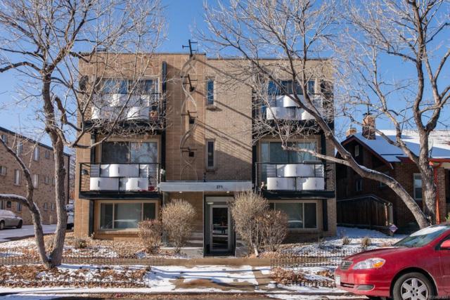 271 N Grant Street #203, Denver, CO 80203 (#9253120) :: Wisdom Real Estate
