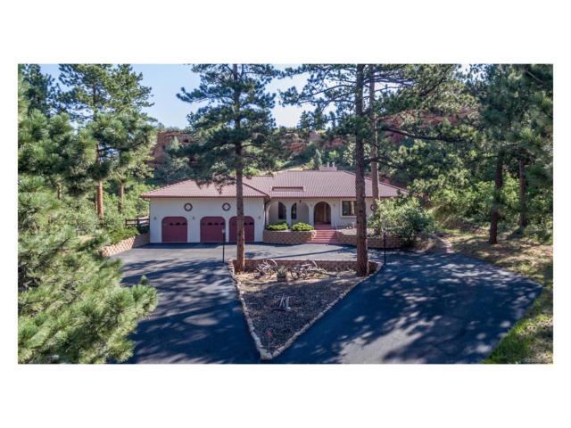 4941 Red Rock Drive, Larkspur, CO 80118 (MLS #9253207) :: 8z Real Estate