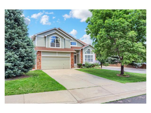 5645 Mule Deer Drive, Colorado Springs, CO 80919 (MLS #9253492) :: 8z Real Estate