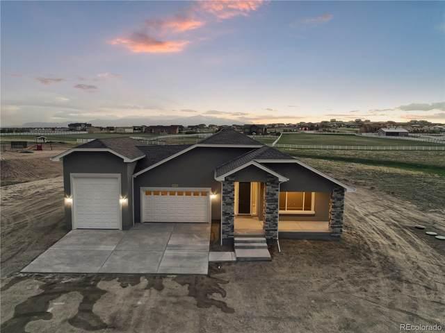 640 Chipmunk Drive, Woodland Park, CO 80863 (#9253652) :: West + Main Homes