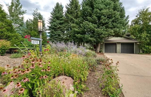 4710 Tanglewood Trail, Boulder, CO 80301 (MLS #9254126) :: 8z Real Estate