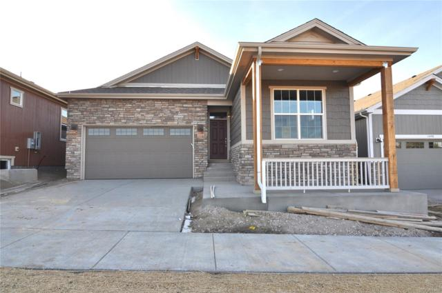 11504 Colony Loop, Parker, CO 80138 (#9254138) :: The HomeSmiths Team - Keller Williams