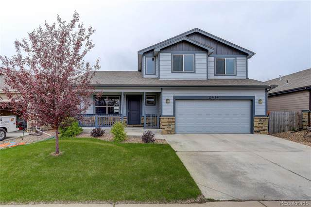 2414 Carriage Drive, Milliken, CO 80543 (#9254161) :: The DeGrood Team