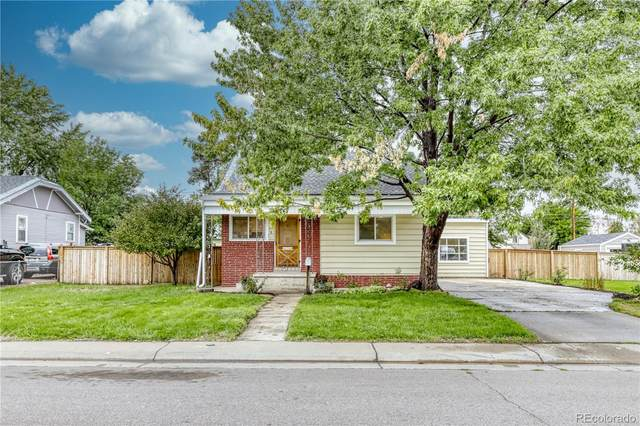 4145 S Grant Street, Englewood, CO 80113 (#9254210) :: The DeGrood Team