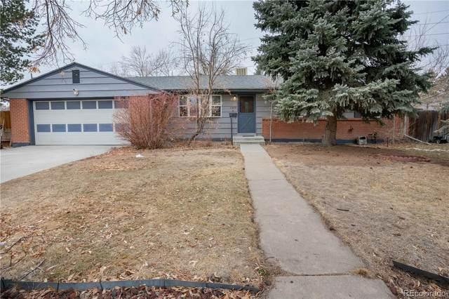 11639 E Dakota Avenue, Aurora, CO 80012 (#9254465) :: The Griffith Home Team