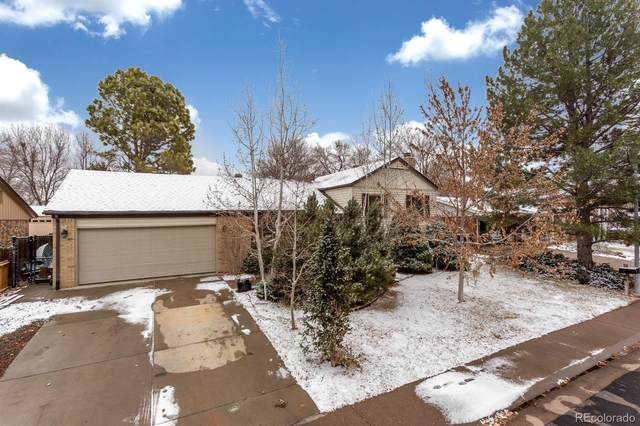 3345 E 128th Place, Thornton, CO 80241 (#9254547) :: The Dixon Group