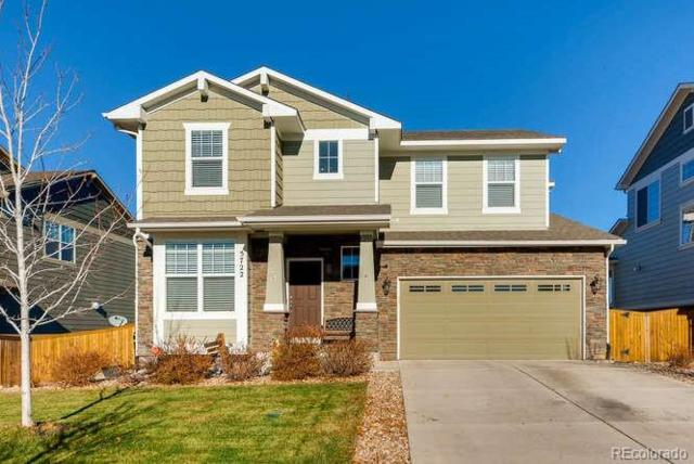 5722 S Flat Rock Way, Aurora, CO 80016 (#9254623) :: Sellstate Realty Pros