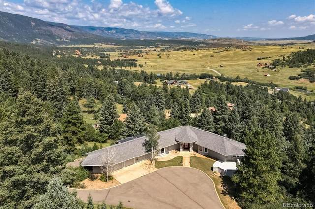 2824 Valley Park Drive, Larkspur, CO 80118 (MLS #9254896) :: Clare Day with Keller Williams Advantage Realty LLC
