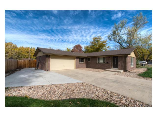 6385 S Valleyview Street, Littleton, CO 80120 (MLS #9255184) :: 8z Real Estate