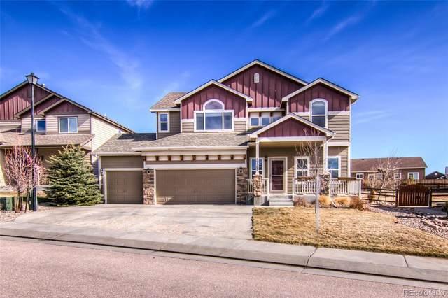 10567 Mount Evans Drive, Peyton, CO 80831 (MLS #9255744) :: 8z Real Estate