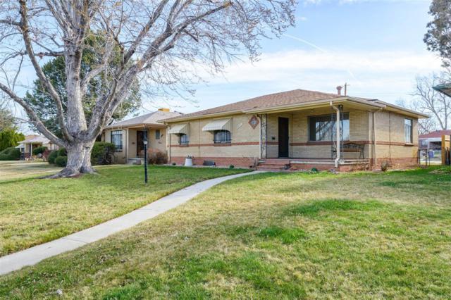3550 Ivanhoe Street, Denver, CO 80207 (#9256204) :: Compass Colorado Realty