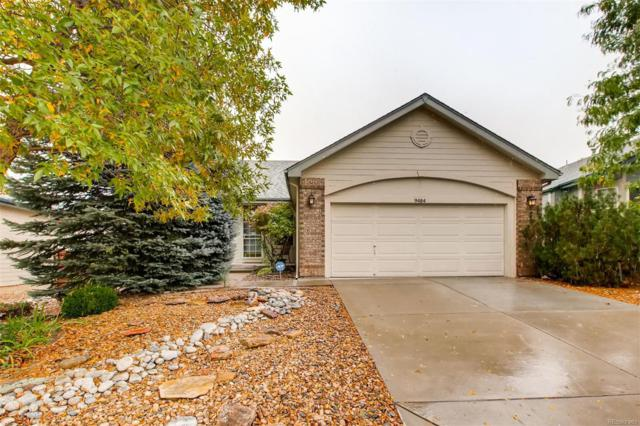 9484 Troon Village Drive, Lone Tree, CO 80124 (#9256378) :: Sellstate Realty Pros