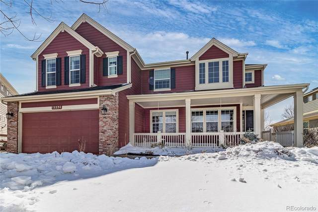 13274 W 86th Drive, Arvada, CO 80005 (#9256683) :: iHomes Colorado