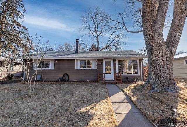 3720 S Huron Street, Englewood, CO 80110 (#9257512) :: The Dixon Group