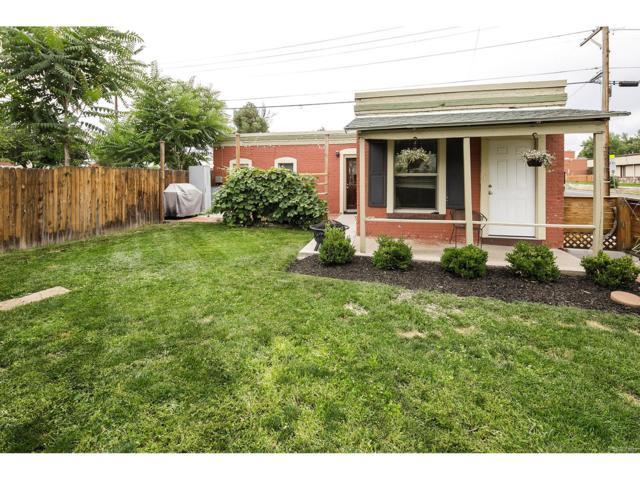 2411 E 29th Avenue, Denver, CO 80205 (MLS #9257727) :: 8z Real Estate