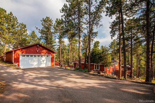 3255 Pinon Drive, Evergreen, CO 80439 (#9258254) :: Wisdom Real Estate