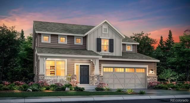 921 Avena Court, Elizabeth, CO 80107 (MLS #9258434) :: 8z Real Estate