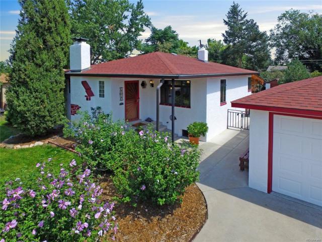 3910 Dover Street, Wheat Ridge, CO 80033 (#9258821) :: The HomeSmiths Team - Keller Williams