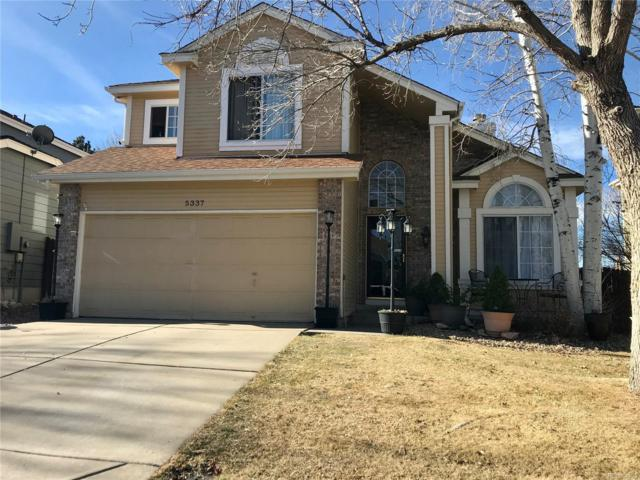 5337 S Jebel Way, Centennial, CO 80015 (#9258872) :: The Thayer Group