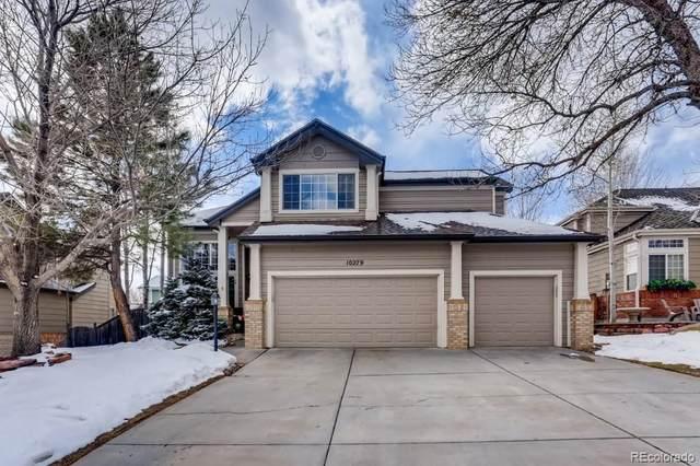 10279 Lodestone Way, Parker, CO 80134 (MLS #9259418) :: Kittle Real Estate