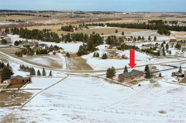 3798 Pasture Gate Circle, Elizabeth, CO 80107 (MLS #9259690) :: 8z Real Estate