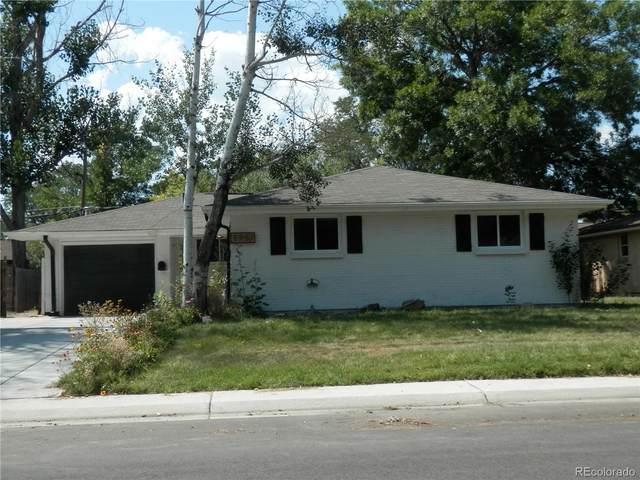 5957 N Flower Street, Arvada, CO 80004 (MLS #9259742) :: The Sam Biller Home Team