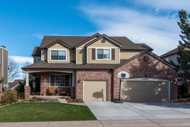 16221 Hollyridge Drive, Parker, CO 80134 (#9260027) :: The Peak Properties Group