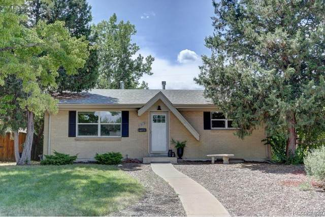 1519 S Brentwood Street, Lakewood, CO 80232 (MLS #9260226) :: 8z Real Estate
