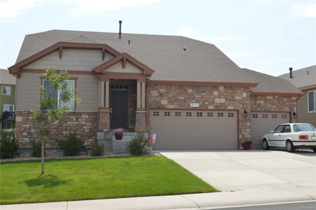 2579 Mountain Sky Drive, Castle Rock, CO 80104 (#9260474) :: The HomeSmiths Team - Keller Williams