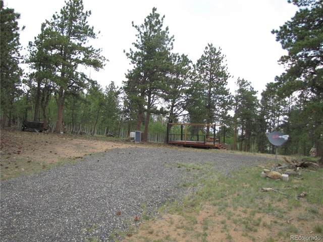 946 Wagon Wheel Road, Hartsel, CO 80449 (MLS #9260708) :: 8z Real Estate