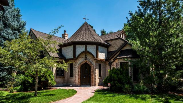 500 Bellaire Street, Denver, CO 80220 (#9261198) :: The HomeSmiths Team - Keller Williams