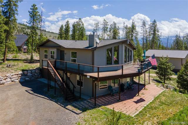 103 County Road 8565 Aka Red Fox Trail, Tabernash, CO 80478 (MLS #9261321) :: 8z Real Estate