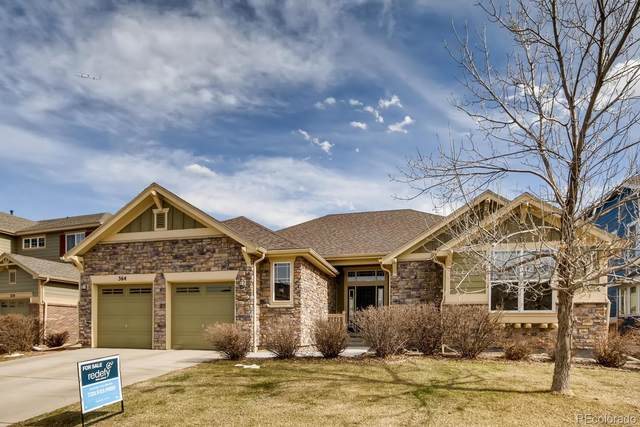 364 N De Gaulle Court, Aurora, CO 80018 (#9261354) :: The DeGrood Team